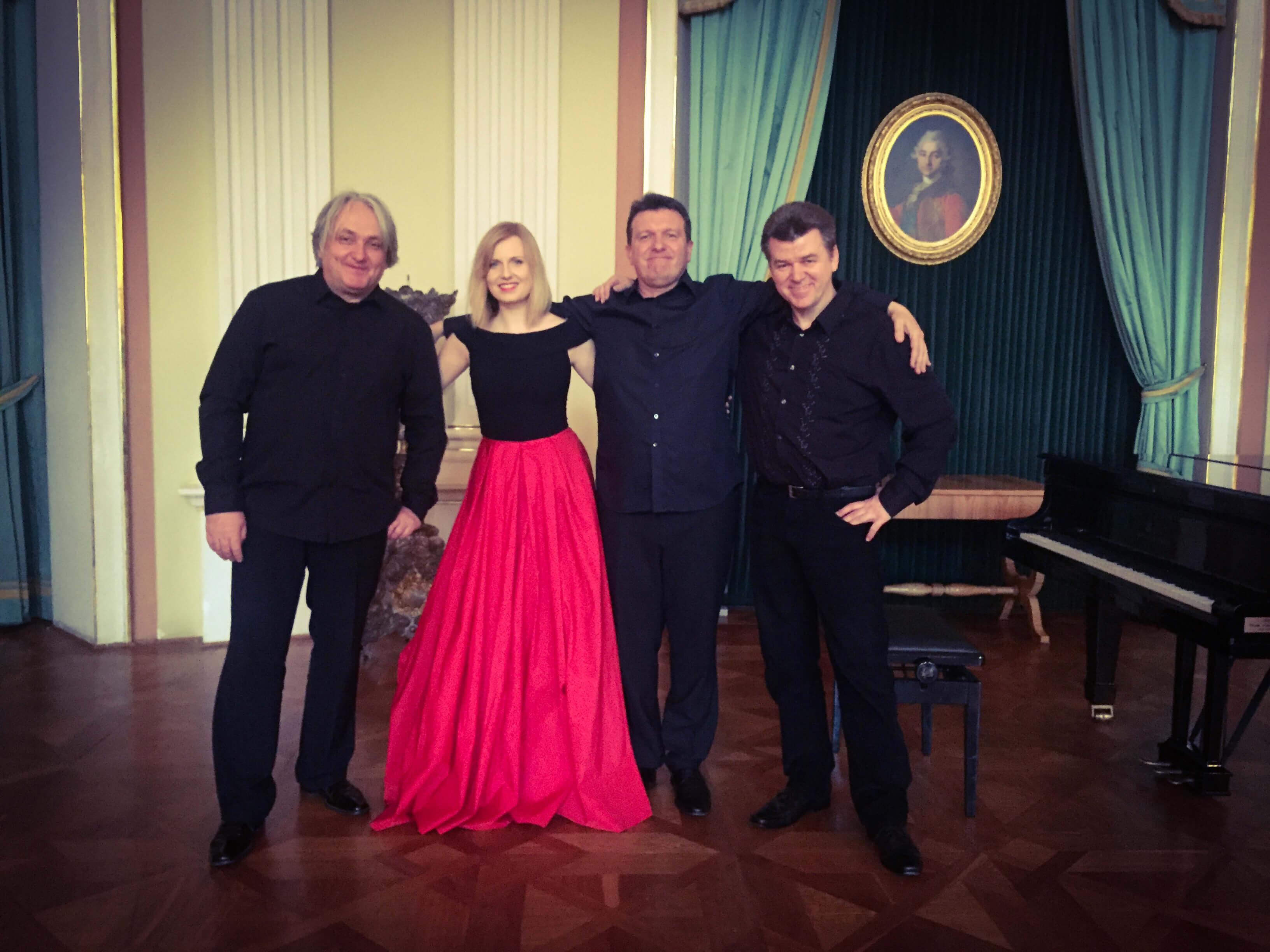 kwartet dorota szczepanska sopran